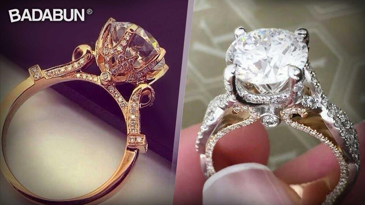74fdcab6bce8 Los 10 anillos de compromiso más hermosos de la historia - YouTube