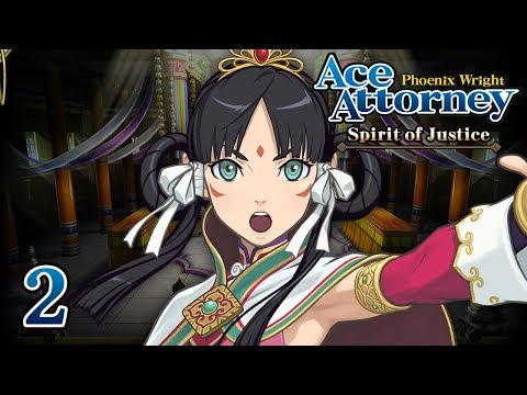 INFALLIBLE INSIGHTS  Lets Play  Phoenix Wright: Ace Attorney: Spirit of Justice  2  Playthrough