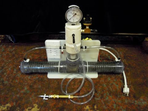 ER50 WaterTorch Startup and Operation