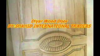 Diyar Wood Door  .avi