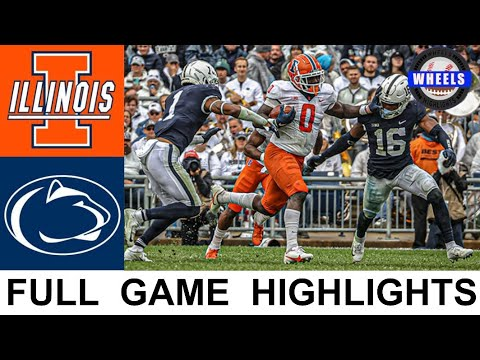 Download #7 Penn State v Illinois Highlights (MOST OVERTIMES IN FBS HISTORY) | Week 8 | 2021 College Football
