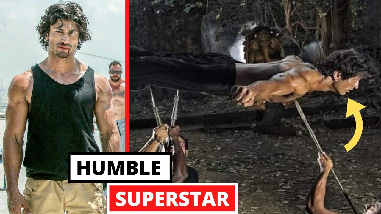 11 Facts You Didn't Know About Vidyut Jammwal - Outsider Actor In Bollywood