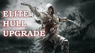 Assassin's Creed 4 Black Flag - How To Get Elite Hull Armour Upgrade
