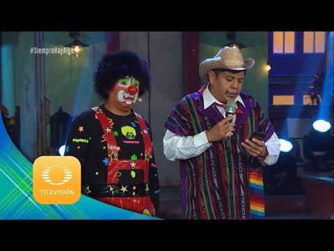 Chuponcito y El Indio Brayan | El Coque va!