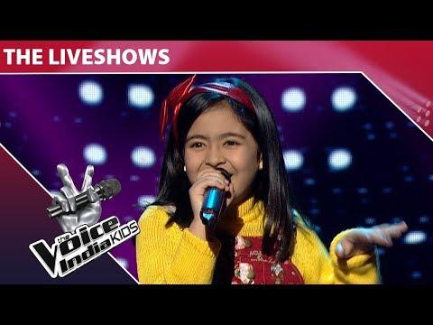 Shekinah Mukhiya | Performs On Mera Naam Chin Chin Chu | The Voice India Kids | Episode 18