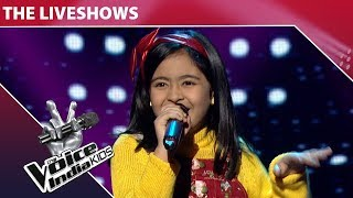 Shekinah Mukhiya | Performs On Mera Naam Chin Chin Chu | The Voice India Kids | Episode 18