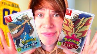 Pokémon Espada VS Pokémon Escudo TODAS LAS DIFERENCIAS ¿CUAL ELEGIR?