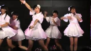2014.12.17 愛乙女☆DOLL公演 Ange☆Reve - Grow Up Sorry for the Pigoo ...