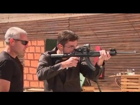 Israel's Gun Laws