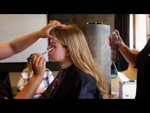 Hair and Makeup Video- Kansas City Fashion Week Promotional Video