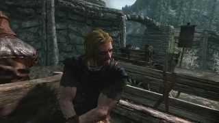 Longplay: TES V: Skyrim Part 1