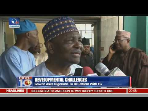 News@10: Nigeria, Morocco Sign Gas Pipeline Agreement 03/12/16 Pt 1