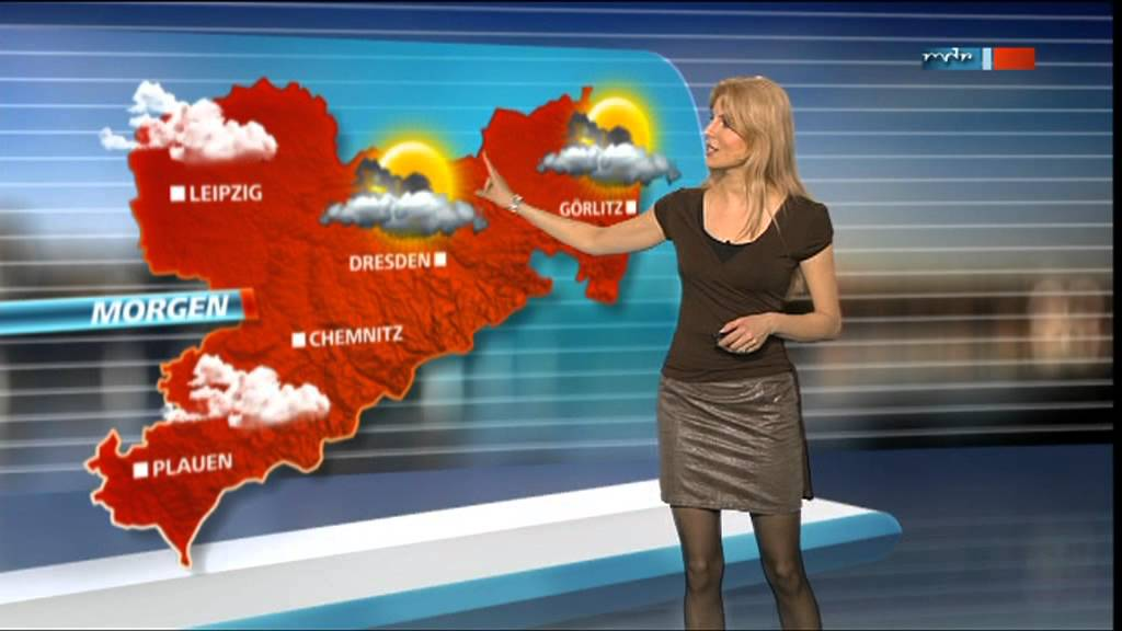 Maira rothe weather girl - 3 part 6