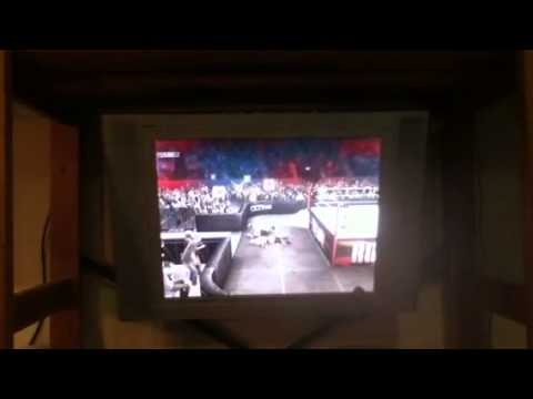 How to do undertaker omg dive - YouTube