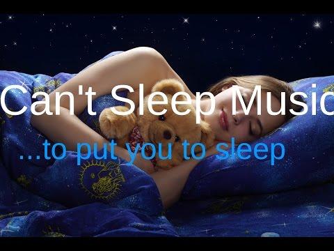Can't Sleep Music – to put you to sleep, white noise, Isochronic Tones