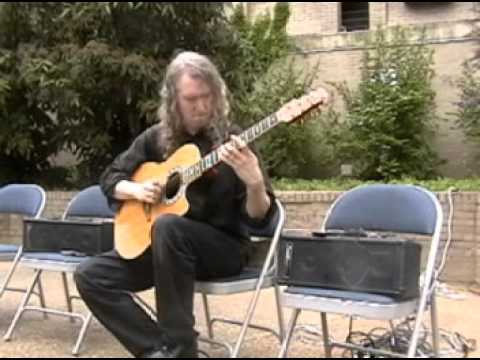 Matthew Mills acoustic guitar live clips