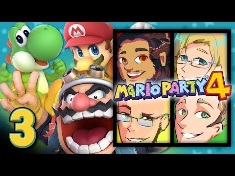 Mario Party 4: Contractual Obligations - EPISODE 3 - Friends Without Benefits