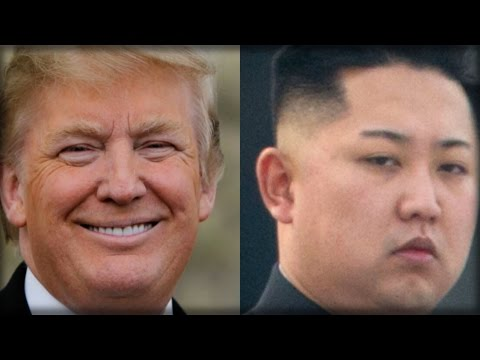 TRUMP SNEAKS IN SPECIAL WEAPON RIGHT UNDER KJU'S NOSE DURING LIVE FIRE DRILL