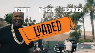 Xzibit, B-Real & Demrick (SERIAL KILLERS) - Loaded ( Official Music Video )