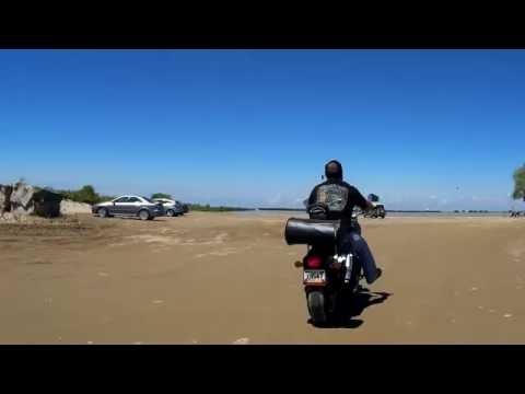 Ohio/Lake Erie Harley Trip, Part 1