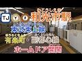 東武東上線・東京メトロ有楽町・副都心線和光市駅 ホームドア開閉シーン