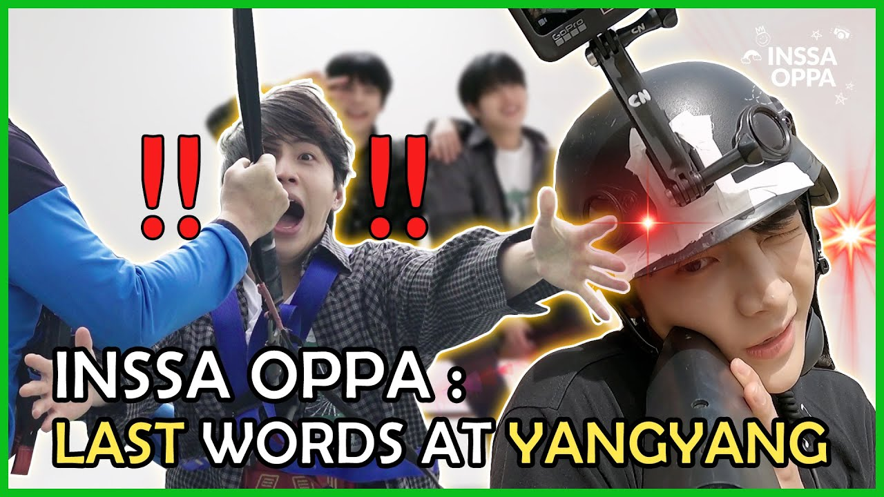 (With Sub) Last episode of INSSA OPPA S4🖐|Can't leave the boys without intense game challenge