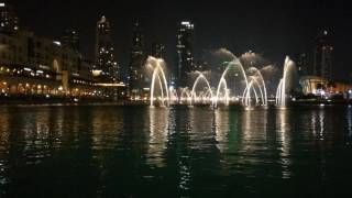 Dubai Fountains -