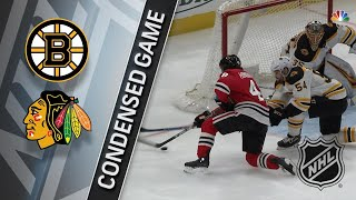 03/11/18 Condensed Game: Bruins @ Blackhawks