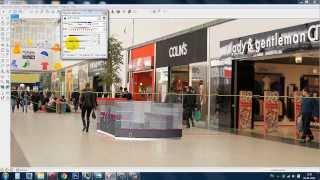 видео Проектирование и реализация фасада магазинов