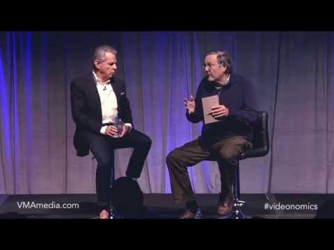 Fireside Chat With GroupM's Irwin Gotlieb - Videonomics Summit 2015
