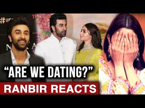 Ranbir Kapoor CONFIRMS Relationship With Alia Bhatt | BREAKING STORY