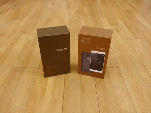 Cubot Manito & Cubot Echo Music Phone Test deutscher Erfahrungsbericht Unboxing