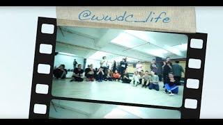 @wwdc_life || WORLDWIDE DANCE WORKSHOPS W/ FRANKLIN YU || 19.11.2017