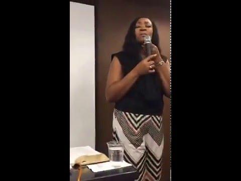 The birthing process - Apostle Vanessa R Brooks