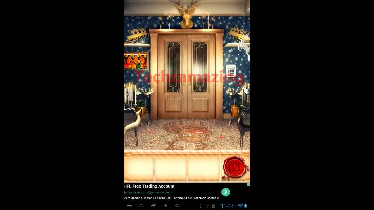 100 Doors Seasons Level 21 Walkthrough Cheats Youtube
