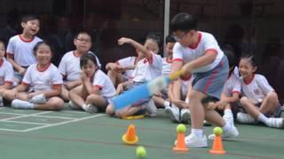 聖公會基榮小學_1617板球示範