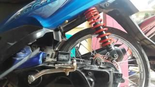 How To Removal CVT Yamaha Mio   Cara Membuka CVT Mio [1/3]