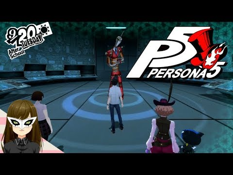 Persona 5 - Identifying the chief director Episode 187