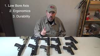 Why the Smith & Wesson M&P pistol?