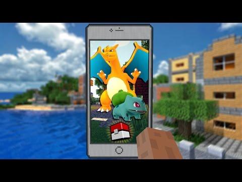 Игра Майнкрафт покемоны играть онлайн бесплатно
