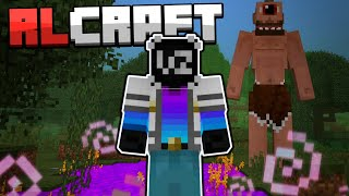 Surviving the World's Hardest Minecraft Mod!