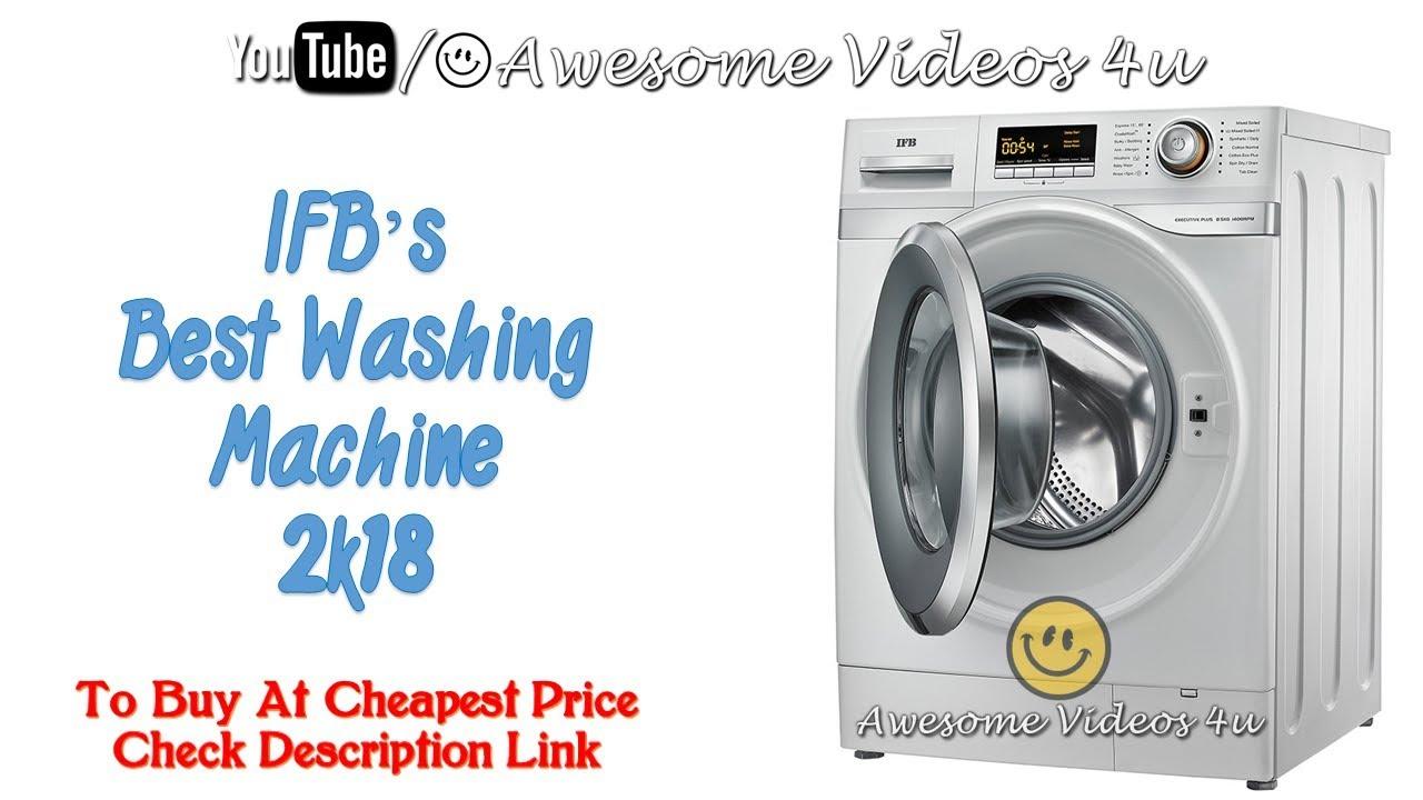 BEST WASHING MACHINE 2019 (FRONT LOAD) Check Description ...
