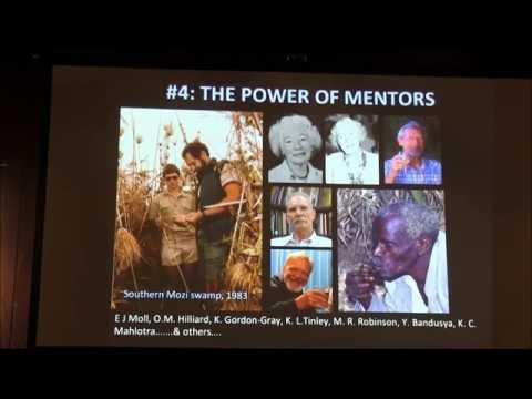 Tony Cunningham - 2016 Distinguished Economic Botanist Lecture