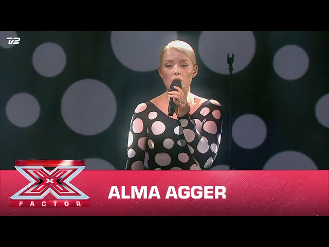 Alma Agger synger 'Everything I Wanted' - Billie Eillish (Live) | X Factor 2020 | TV 2