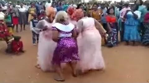 KAMBA WOMEN BEST ON FLOOR!  Toby bisengo