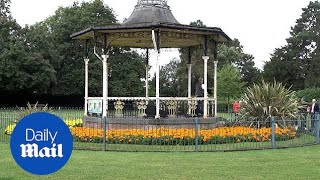 David Bowie's 'bandstand' given a Grade II listed status