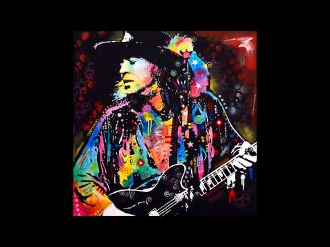 Stevie ray vaughan - little wing (backing track)