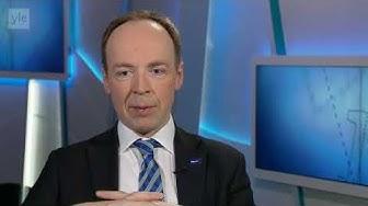 Yle: Ykkösaamu Jussi Halla-aho