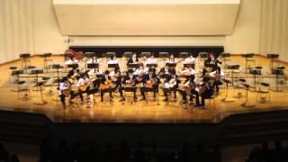 学習院大学ギターアンサンブル同好会 第50回 定期演奏会.
