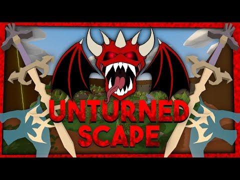 UnturnedScape Mod - Edgeville Arena! (OSRS Medieval Fantasy Mod!)